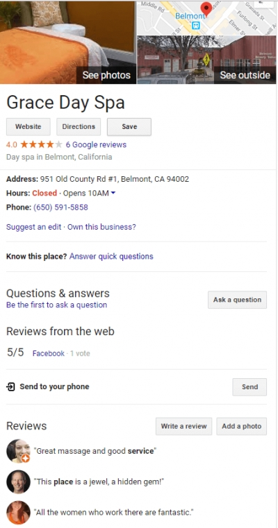 Google My Business listings: 5 frequently asked questions