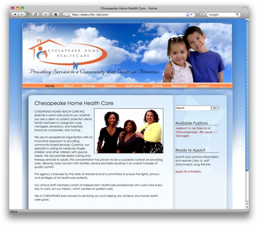 Chesapeake Home Health Care