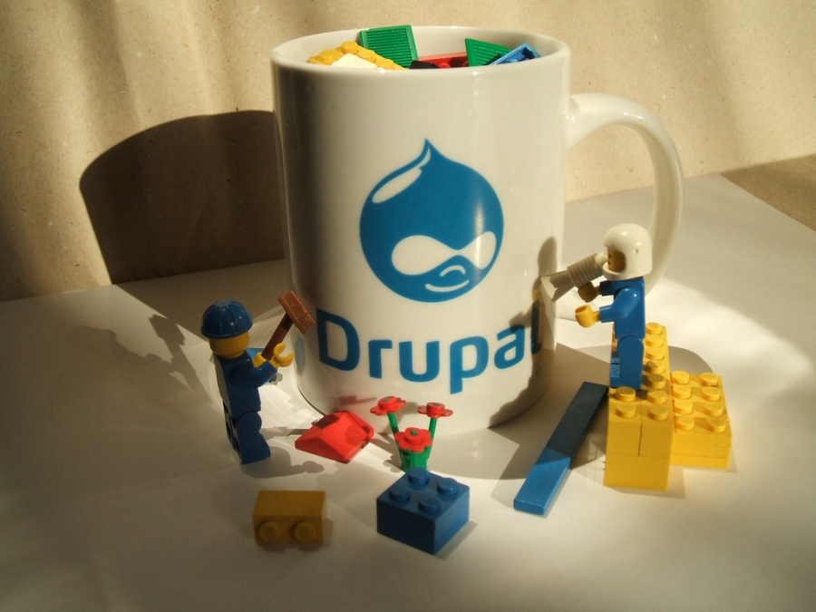 Drupal theming: front page block positions