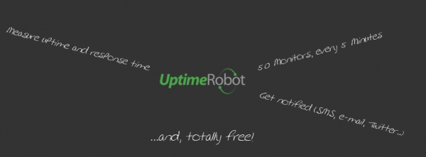 Free Website Monitoring with Uptime Robot