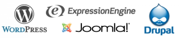 CMS Review - Joomla vs Drupal vs Wordpress vs ExpressionEngine - You Really Can't Go Wrong