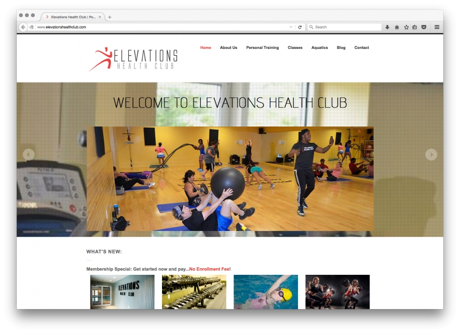 Elevations Health Club